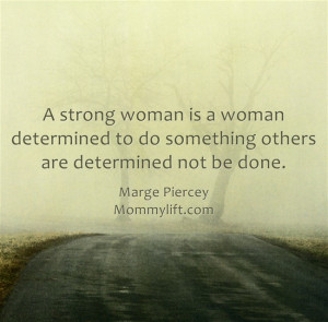 Motivation Monday: Strong Woman