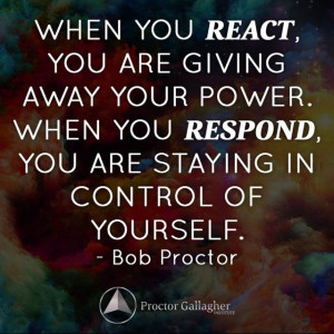 Great quote by Bob Proctor