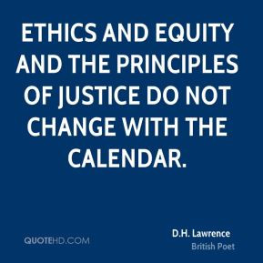 Ethics Quotes