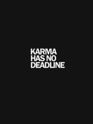 Karma Quotes Tumblr Quotes.