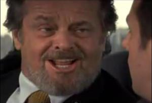 Jack Nicholson in