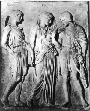 orpheus eurydice quotes