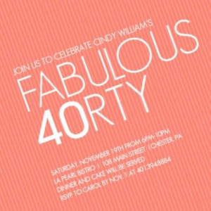 40th birthday quotes wish best sayings fabulous