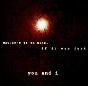 cute, dark, image quote, light, love, love quote, love quotes, moon ...