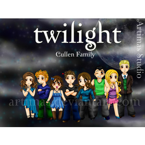 Twilight Quotes Series Fan Art