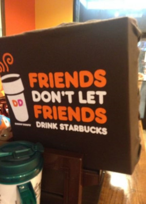 Dunkin Donuts Funny Quotes