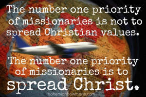 Go Back > Gallery For > Christian Missionary Quotes