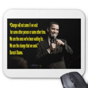 Obama Change Quote Quotes Pics
