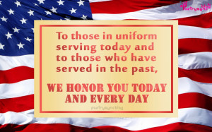 Quotes to Honor Veterans