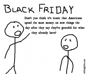 Funny photos funny Black Friday Americans quote