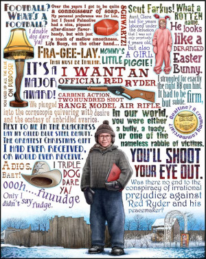 Christmas Story Quotes A christmas story images via