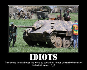 Stupid People Doing Stupid Things Quotes Stupid people+war machines...