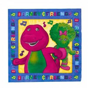 Barney The Friendly...