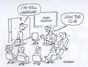 Regular Staff Meetings