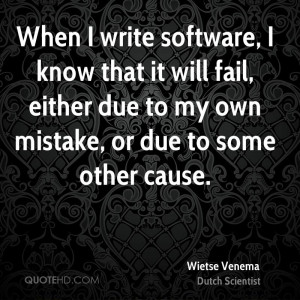 Wietse Venema Computers Quotes