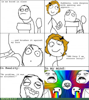 ... , Forever Alone, Y U No Guy, Troll Face, Foul Bachelor Frog - Page 6