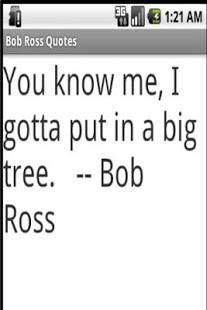 Bob Ross Quotes - screenshot thumbnail