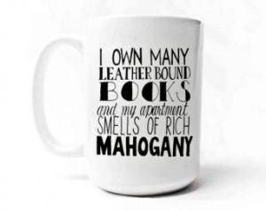 Ron Burgundy - Anchorman - Quote - Mug ...