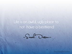 Sarah+dessen+lock+and+key+quotes