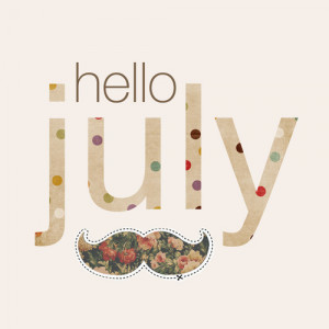 HELLO JULY!It's my favorite month of the year again! It's my ...