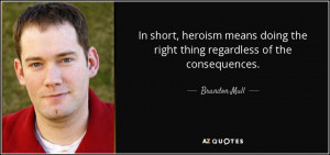 Brandon Mull Quotes