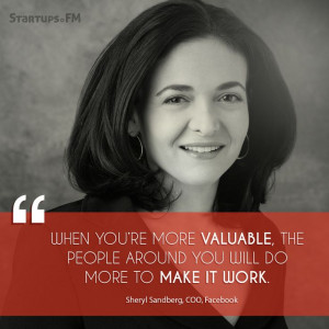 Sheryl Sandberg - The COO of #Facebook has some awesome # ...