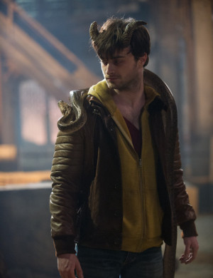 "Daniel Radcliffe Finds ""Horns"" With Supernatural Role"