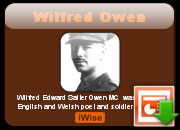 Wilfred Owen quotes