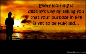 Inspirational Good Morning Messages: Motivational Quotes and Wishes