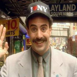 Borat And Democracy