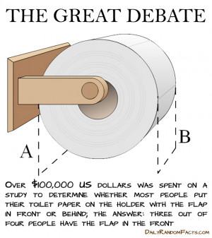 Need Toilet Paper Humor