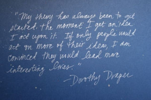 Dorothy Draper Quote