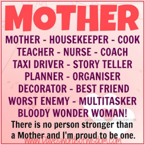 Proud Young Mother Quotes I'm a proud mom