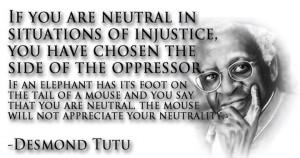 Quotes by Desmond Tutu