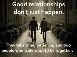 Good relationship advice