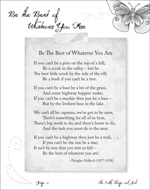 Motivational Poems You Know and Love Now with Reflection Questions