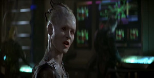 Borg Queen Quotes and Sound Clips