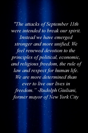 ... Sayings ~ Quotes 9 11 Never Forget ~ September 11 Never Forget Quotes