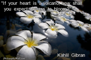 Read more > √ Kahlil Gibran Quotes