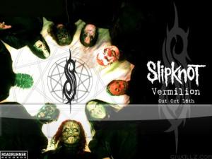 Slipknot Vermilion G1 Wallpaper
