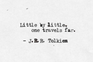 Tolkien Quotes (Images)