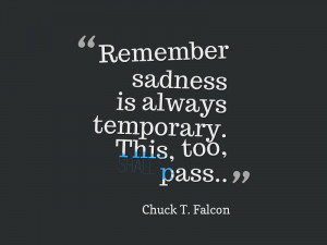 inspirational quote about depression
