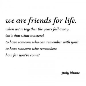 Meaningful Quotes About Friendship And Life
