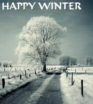 happy winter quotes yes winter is great with the friends due to this ...