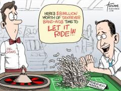 Anti Gambling Quotes