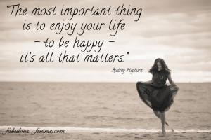 Am Happy Quotes Live happy