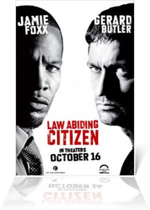 Law Abiding Citizen - Poster
