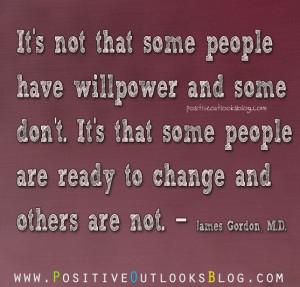 Willpower : Quotes