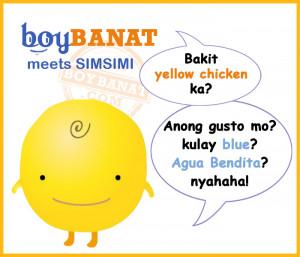 Boy Banat: kung pagbibigyan kang maging tao, gusto mo?