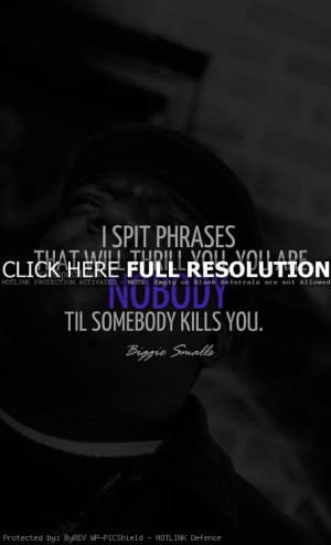 Quotes Biggie Smalls Life ~ Biggie Smalls Quotes About Life ...